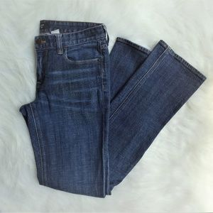 "J. Crew Matchstick ""Stretch"" Jeans"